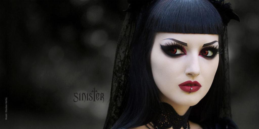 Gothic Kleding - Sinister